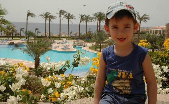 Детские отели в Египте