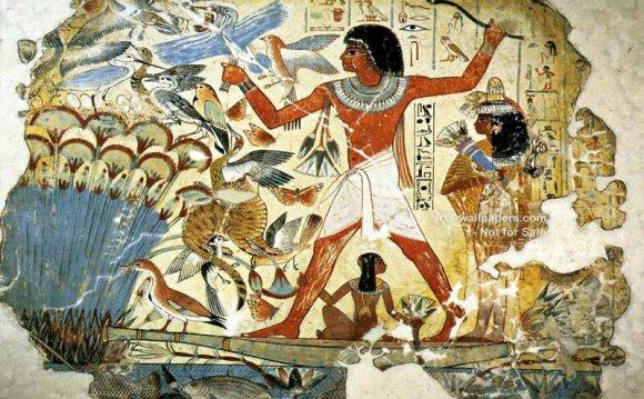 древний египет искуство