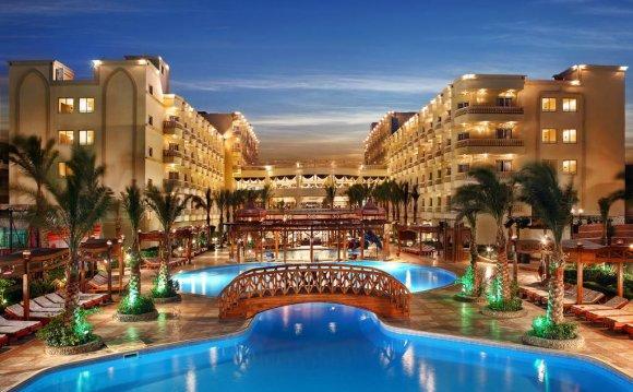 египет гостиницы хургады
