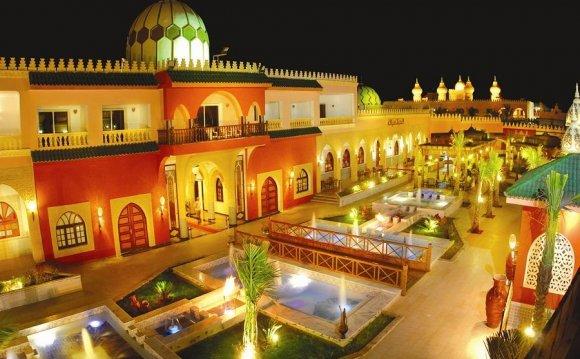 Египет: Хургада: Лучшие отели