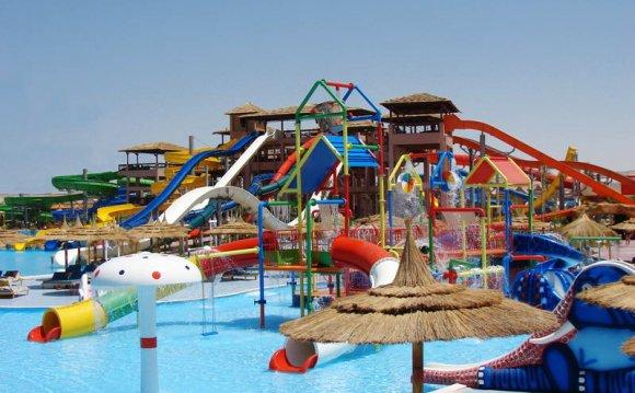 египет отели с аквапарком в