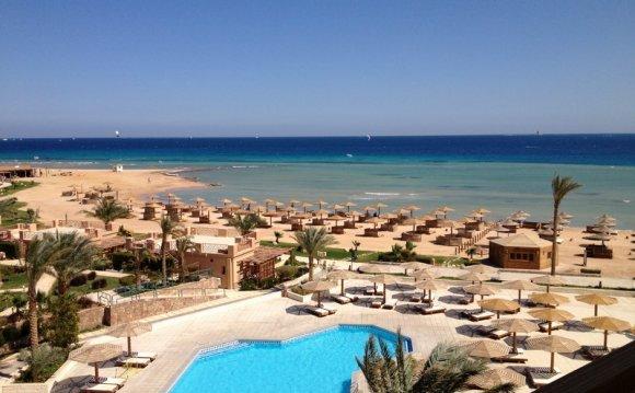 Горящие туры в Египет из