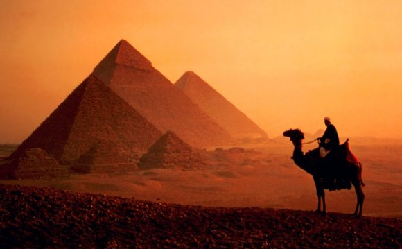 Описание страны — Египет