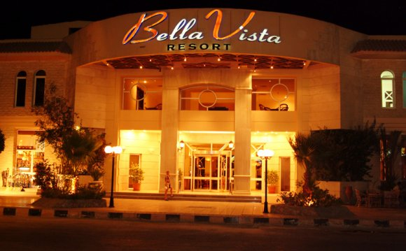 Отель Bella Vista 4* Хургада