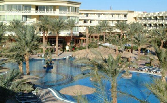 Отель Sultan Beach 4* Хургада