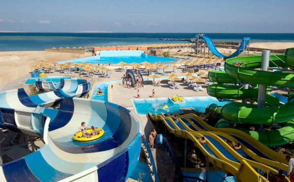 Отель Titanic Beach Spa & Aqua