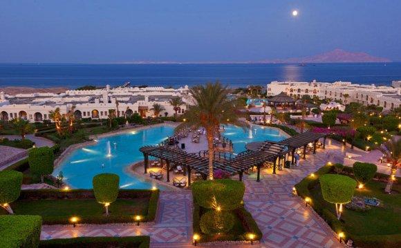 Sea club 5*, Египет