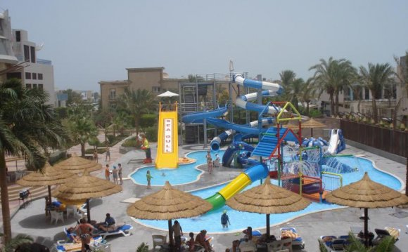 Sea Gull 4*, Египет
