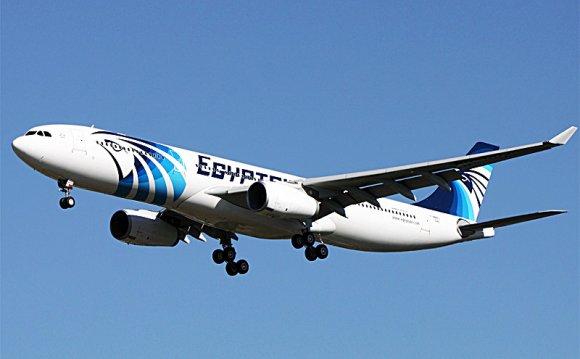 Сколько лететь до Египта из