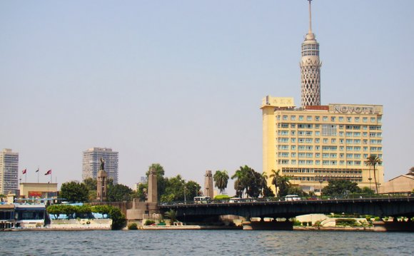 Отдых в Египте из Уфы, Каир
